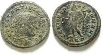 Ancient Coins - CONSTANTIUS I AE FOLLIS AS FOUND, HIGH QUALITY