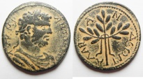 Ancient Coins - CHOICE EXAMPLE: Caria. Alabanda under Caracalla (AD 198-217). AE 27mm, 8.56g