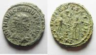 Ancient Coins - CARINUS ANTONINIANUS AS FOUND