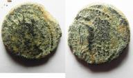 Ancient Coins - AS FOUND: SELEUKID KINGDOM. DEMETRIOS III AE 21