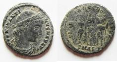 Ancient Coins - CONSTANTINE I AE 3 . AS FOUND. ALEXANDRIA MINT
