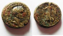 Ancient Coins - JUDAEA. CAESAREA. TRAJAN AE 20