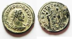 Ancient Coins - AS FOUND. PROBUS ANTONINIANUS. NICE QUALITY