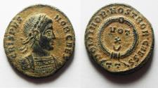 Ancient Coins - BEAUTIFUL CRISPUS AE 3 . AS FOUND