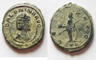 Ancient Coins - BEAUTIFUL AS FOUND. SALONINA AE ANTONINIANUS