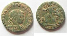 Ancient Coins - CONSTANTINE II THE GREAT AE FOLLIS
