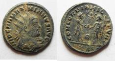 Ancient Coins - MAXIMIANUS AE ANTONINIANUS