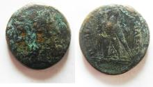 Ancient Coins - EGYPT. PTOLEMAIC KINGDOM PTOLEMY IV AE 32