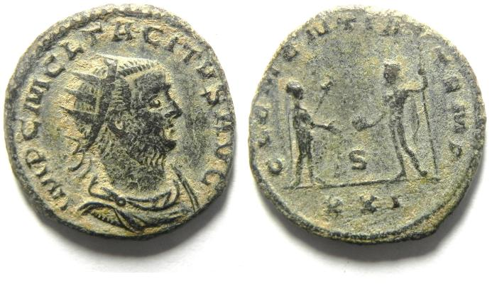 Ancient Coins - TACITUS ANTONINIANUS , VERY NICE