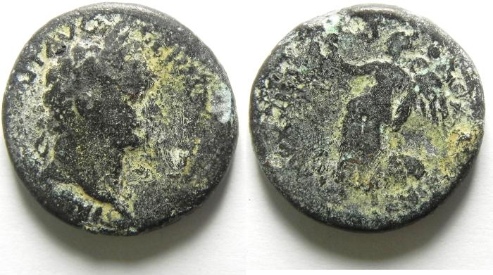 Ancient Coins - judaea capta , Domitian ae 23