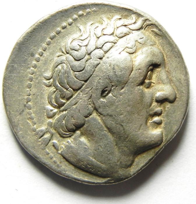 Ancient Coins - Ptolemic Kingdom. Ptolemy I. 305-282 B.C , AR TETRADRACHM , DELTA ENGRAVER , ALEXANDRIA MINT.