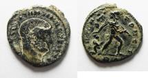 Ancient Coins - CONSTANTINE I AE HALF FOLLIS