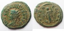 Ancient Coins - CLAUDIUS II GOLTHICUS AE ANTONINIANUS