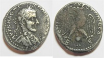 Ancient Coins - ANTIOCH . MACRINUS BILLON TETRADRACHM