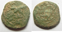 Ancient Coins - JUDAEA, ANTONIUS FELIX 52-59 AD. AE PRUTAH