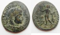 Ancient Coins - CONSTANTINE I AE FOLLIS.