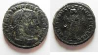 Ancient Coins - SEVERUS II AE FOLLIS OF CARTHAGE