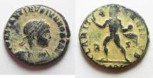 Ancient Coins - CONSTANTINE AE 3. NICE DESERT PATINA