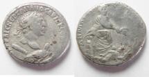 Ancient Coins - PHOENICIA. TYRE . TRAJAN AR Tetradrachm