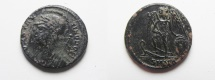 Ancient Coins - CONSTANTINE I AE 3 , COMMEMORATIVE , BEAUTIFUL COIN