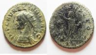 Ancient Coins - AURELIAN AE ANTONINIANUS. AS FOUND