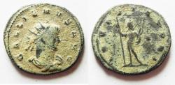 Ancient Coins - AS FOUND. GALLIENUS  ANTONINIANUS. NICE QUALITY