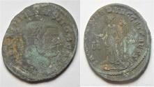Ancient Coins - MAXIMIANUS AE FOLLIS