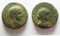 Ancient Coins - DECAPOLIS. PHILADELPHIA . ELAGABALUS AE 15