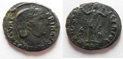 Ancient Coins - Galeria Valeria, Wife of Galerius.  AE Follis
