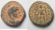 Ancient Coins - WITH NO DATE: Decapolis. Medaba under Caracalla (AD 198-218). AE 20mm, 8.57g
