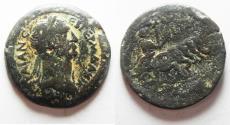 Ancient Coins - ALEXANDRIA. EGYPT. TRAJAN AE DRACHM
