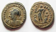 Ancient Coins - AS FOUND. LICINIUS II AE 3
