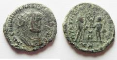 Ancient Coins - BEAUTIFUL AS FOUND MAXIMIANUS AE ANTONINIANUS
