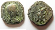 Ancient Coins - Maximinus I Thrax, Sestertius, AD 236, ROME MINT