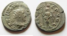Ancient Coins - Trebonianus Gallus, Billon Antoninianus, Rome.