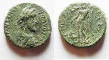 Ancient Coins - JUDAEA. NYSA-SCYTHOPOLIS. ANTONINUS PIUS AE 22