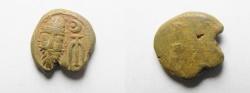 Ancient Coins - Elymais Dynasty Orodes II , Late 2nd Century A.D. - Æ Drachm