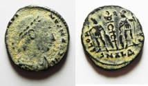 Ancient Coins - CONSTANTINE II AE 4 . ALEXANDRIA MINT