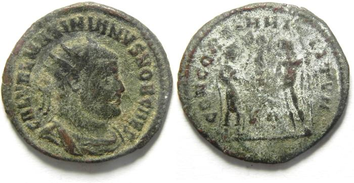 Ancient Coins - MAXIMIAN AE ANTONINIANUS , AS FOUND