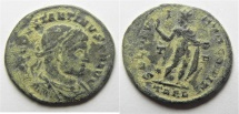 Ancient Coins - CONSTANTINE I AE FOLLIS. ARLES MINT
