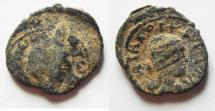 Ancient Coins - DECAPOLIS. PHILADELPHIA. ELAGABALUS  AE 19