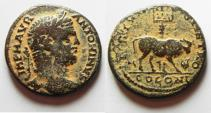 Ancient Coins - PHOENICIA, Tyre. Caracalla. AD 198-217. Æ 25