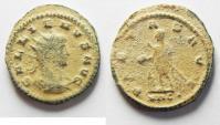 Ancient Coins - NICE GALLIENUS AE ANTONINIANUS. LIGHT DESERT SAND. EXCELLENT QUALITY