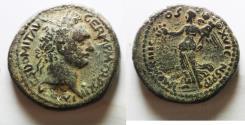 Ancient Coins - Judaea. Judaea Capta, Domitian, 81 - 96 AD. AE 24