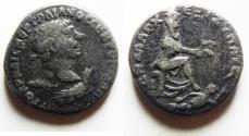 Ancient Coins - PHOENICIA, Tyre. Trajan. AD 98-117. AR Tetradrachm . Struck AD 112.