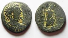 Ancient Coins - ARABIA, Rabbathmoba. Septimius Severus. AD 193-211. Æ 27