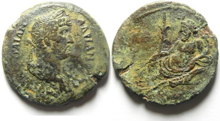 Ancient Coins - EGYPT , HADRIAN , AE DRACHM , nice quality!!!!!