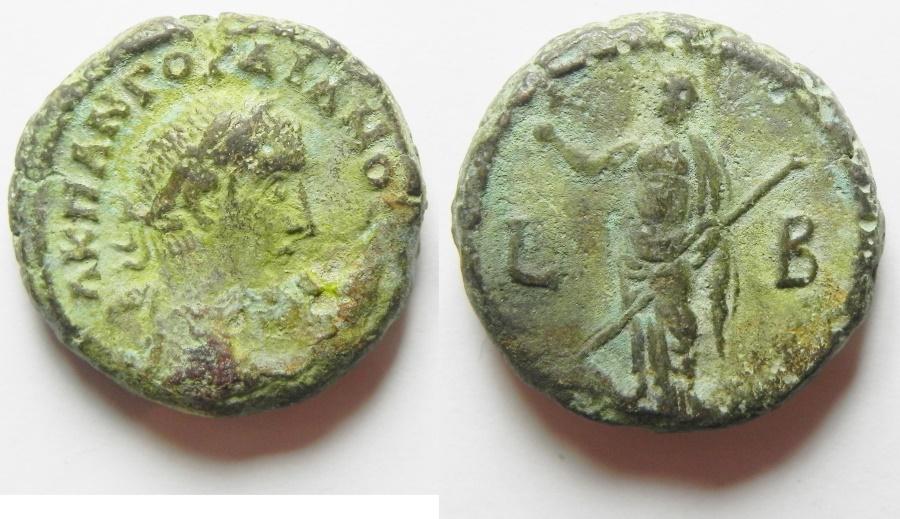Ancient Coins - EGYPT, Alexandria. Gordian III. AD 238-244. BI Tetradrachm