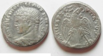 Ancient Coins - Syria - Antioch. CARACALLA, AD 198 - 217. Tetradrachm