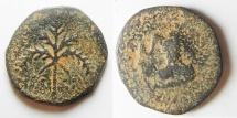 Ancient Coins - Apparently unpublished: ROMAN PROVINCIAL. Syria. Decapolis. Dium (?). Quasi -autonomous AE 29mm, 7.77g.